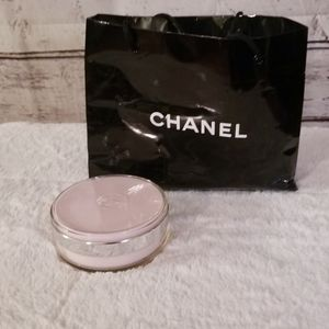 NEW Chanel Chance Shimmering Body Cream & Bag
